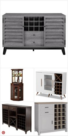 Vintage industrial furniture – Eclectic Home Decor Today Wine And Liquor Cabinets, Hillsdale Furniture, Vintage Industrial Furniture, Living Furniture, Home And Living, Home Remodeling, Living Room Designs, Decoration, Diy Home Decor