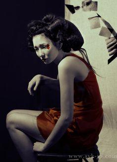 Sayaka Maruyama Photography, Japan Avant-Garde 2009