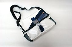 RECYCLED Laptop Bag (medium) by MARICLARO made in Canada XI 332$144.79