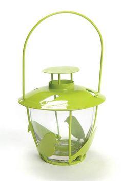 lantern-with-bird---green