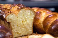 Recette Brioche pur beurre (difficulté Moyen) . Découvrez comment préparer votre Dessert sur EnvieDeBienManger.fr