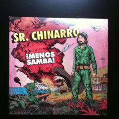 Menos Samba de Sr.  Chinarro