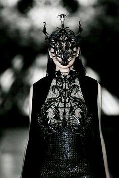 39 best ideas for fashion photography couture avant garde Dark Fashion, Gothic Fashion, Fashion Art, Trendy Fashion, High Fashion, Fashion Design, Wave Gotik, Mode Sombre, Jakarta Fashion Week