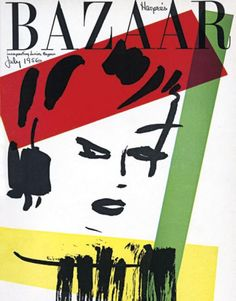:: July 1956 Harper's Bazaar. Art Director Alexey Brodovitch