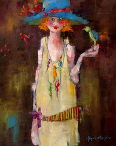 I love this artist.....Angela Morgan