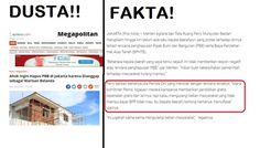 "MEMBONGKAR Dusta Kompas Tentang Berita Penggratisan PBB Oleh Ahok  [portalpiyungan.com]Hari ini Ahad 3 Juli 2016 lagi-lagi Ahok membuat kebohongan. Parahnya lagi kebohongan Ahok itu didukung media besar sekelas Kompas yang hari ini menurunkan berita mengenai Ahok yang ingin menghapuskan Pajak Bumi dan Bangunan (PBB). Pada judul berita tertulis dengan gagah ""Ahok Ingin Hapus PBB di Jakarta Karena Dianggap Sebagai Warisan Belanda"". Benarkah Ahok sungguh-sungguh ingin menghapuskan PBB di…"