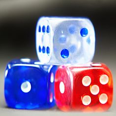 patriotic roll of the dice
