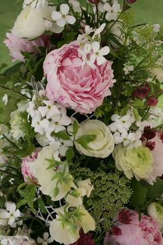 Peonies and more