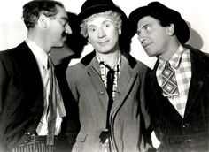 "The Marx Brothers ""A Night at the Opera"""
