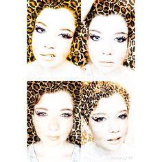 #cheetah #makeup #cat #cateye #cosmetics