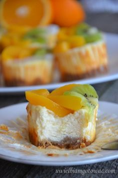 Sweet Little Things, Cakes And More, Baked Goods, Cheesecake, Dessert Recipes, Food And Drink, Sweets, Healthy Recipes, Baking
