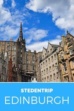 Stedentrip Edinburgh | Edinburgh wordt ook wel het Athene van het noorden genoemd. En dat is niet zo gek: de stad heeft maar liefst 4500 historische gebouwen in het centrum! Bekijk alle tips.