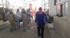 #DÜNYA Arap Birliği'nden kimyasal saldırıya kınama: Arap Birliği ve El-Ezher, Suriye'de Beşşar Esed rejiminin İdlib'in Han Şeyhun…