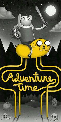 Adventure time * ( fondos para tu smartphone )