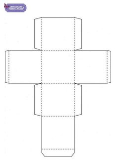 Molde de caixa de papel para Imprimir: 6 Modelos prontos - Artesanato Passo a Passo! Advent Calendar Boxes, Paper Box Template, Mini Milk, Diy Gift Box, Bullet Journal Themes, Book Design Layout, Templates Printable Free, Paper Folding, Scrapbook Paper