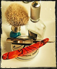 Wednesday's shave is full of wooohahh ( not woe)