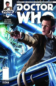 Doctor Who Titan Comics 11th Doctor issue #4
