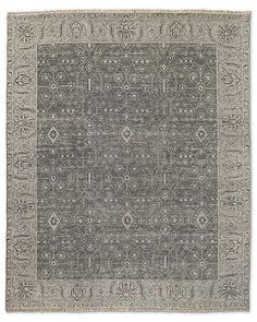 Fino Rug | Restoration Hardware///DINING ROOM OPTION