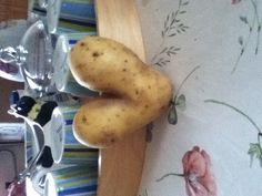 Een hartjes aardappel Wat lief