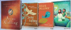 Jesus Calling Pastor's Preview Pack