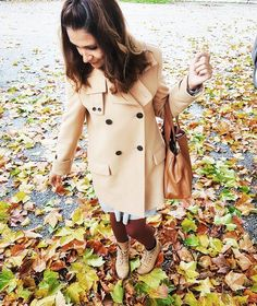 Winter it's approaching and I'm gonna miss this colorful season so much! I hope your week started as good as mine 😊 Have a great week my darlings 😘😘😘 . Love Fashion, Autumn Fashion, Great Week, My Darling, What I Wore, Winter Outfits, Ootd, Colorful, Seasons