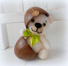 Kokosáček+Malý+pidižvejček+k+pomazlení.+O+dostupnosti+se+informujte.+Nejedná+se+o+hračku,+je+to+sběratelský+medvídek.