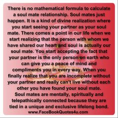 My soulmate is my sinta NIK BAKER.facebook everyday quote saying | FaceBook Quotes