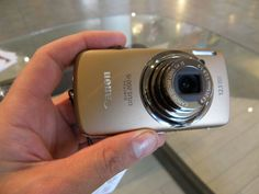 Hands on: Canon IXUS 200 IS review | TechRadar has just come back from an exclusive Canon event in London, where the company showed off its latest range of cameras.The one shooter that we made a bee-line for was the Canon IXUS 200 IS. Buying advice from the leading technology site