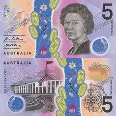 Australia 5 Dollars_2016