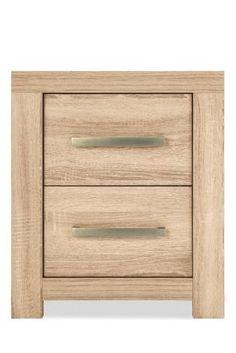 Buy Cuba Oak® Bedside Table from the Next UK online shop