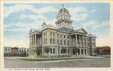 Bell County Courthouse, Belton, Texas