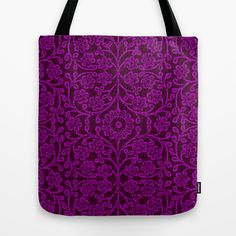 ANCIENT FLORA 2 Tote Bag by Wagner Campelo | Society6