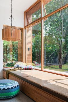 Martin House by BG Architecture Creating a place to sit and enjoy, relax and restore in your home, will pay you MASSIVE lifestyle dividends - and it doesn't take a lot of space to do it.  Just let the light in, and add some storage so you get maximum functionality and enjoyment from it.  LOVE this. Head to my website at www.undercoverarchitect.com for lots of info, advice and guidance in how to create the perfect home for you. Sign up for my free weekly UA News full of inspiration and ideas.