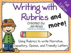 This writing pack includes everything you need to help your students become…