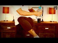 Shape Up! Mit Cardio -und Kraftübungen kannst Du Deinen Körper straffen und in topform bringen! Viel Spaß bei Happy & Fit!