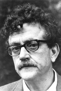 Kurt Vonnegut and the Myth of Talent Kurt Vonnegut, Science Fiction, George Orwell, Public Relations, Dresden, Michael Schulte, Philosophical Quotes About Life, Being A Writer, People