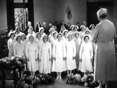 Laura Hart (Barbara Stanwyck) and best friend Maloney (Joan Blondell) graduate from nursing school. Night Nurse, Pre Code, Barbara Stanwyck, Concert, Youtube, Night Shift Nurse, Concerts, Youtubers, Youtube Movies