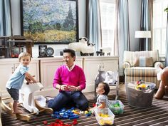 Inside Vern Yip's children's playroom #hgtvmagazine http://www.hgtv.com/kids-rooms/vern-yip-shows-off-his-kidsrsquo-rooms/pictures/index.html?soc=pinterest