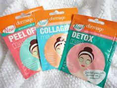 Review da Collagen Mask da Dermage!