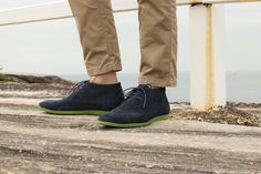 LIMERICK in navy/suede - $149.95 Shoes Online, Navy, Boots, Shopping, Women, Fashion, Hale Navy, Crotch Boots, Moda