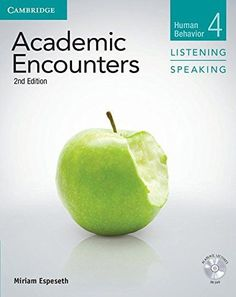 Academic Encounters Level 4 Student's Book Listening and Speaking with DVD: Human Behavior (Academic Encounters. Human Behavior)