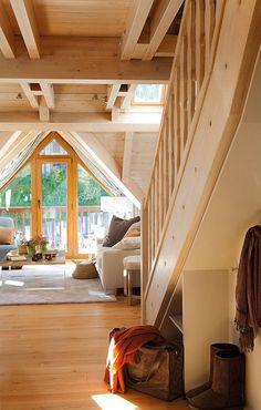 adelaparvu.com mountain cabin architecture Era Carrola, interior design Carolina Juanes (8)