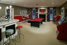 Contribution by Andrea Davis  Every father needs a space that's just their own, fre...