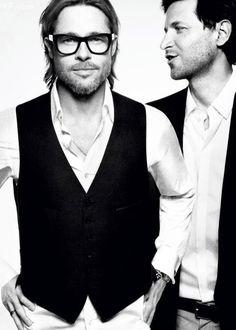 Brad Pitt for Vanity Fair