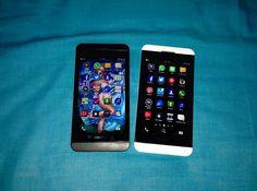 Blackberry Z10 couple