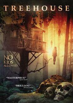 Treehouse, Movie on DVD, Horror Movies, Suspense Movies, recently released movies, recently released movies on DVD