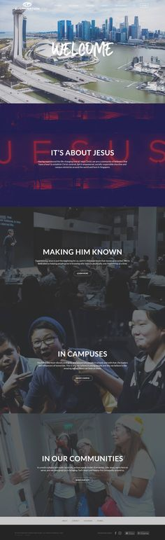 Website - Every Nation Church