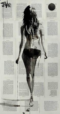 """Saatchi Art Artist Loui Jover; Drawing, """"on sunshine"""" #art"""