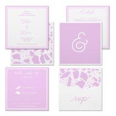 Printable Wedding Invitation DIY Retro Italian Wedding Set - The Milano Suite
