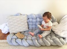 Baby couch!